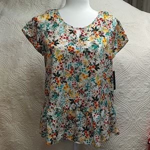 a.n.a blouse size PS